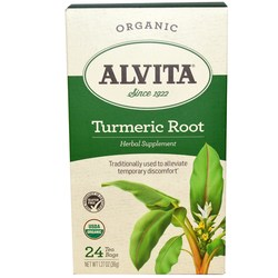 Alvita Turmeric Root Tea