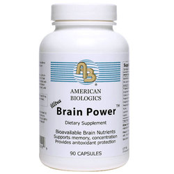 American Biologics Ultra Brain Power