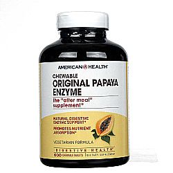 American Health Original Papaya Enzyme
