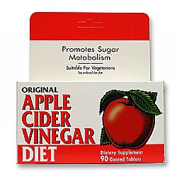 American Health Apple Cider Vinegar Diet Tabs