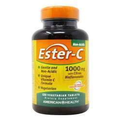 American Health Ester C 1000 mg with Citrus Bioflavonoids