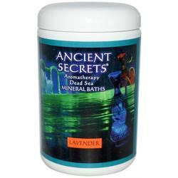 Ancient Secrets Aromatherapy Dead Sea Bath Salts