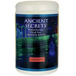 Ancient Secrets Aromatherapy Dead Sea Mineral Bath