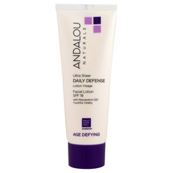 Andalou Naturals Age Defying Ultra Sheer Daily Defense