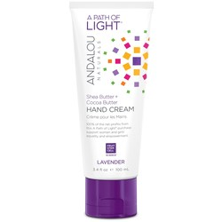 Andalou Naturals A Path of Light Hand Cream