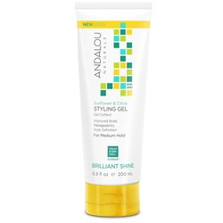 Andalou Naturals Styling Gel