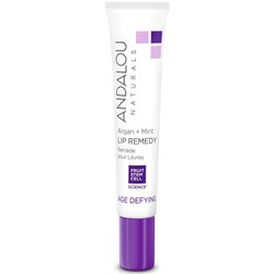 Andalou Naturals Age Defying Argan and Mint Lip Remedy