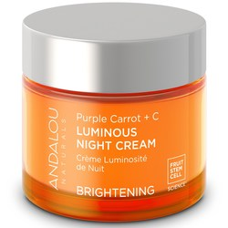 Andalou Naturals Luminous Night Cream