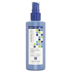 Andalou Naturals Age Defying Argan Stem Cell Thickening Spray