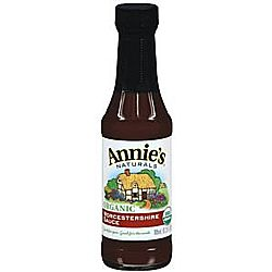Annies Homegrown Organic Worcestershire Sauce