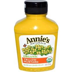 Annies Homegrown Organic Mustard