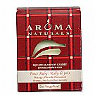 Aroma Naturals Peace Soy Vegepure Candle Cinnamon