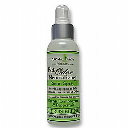 Aroma Paws Odor Neutralizing Room Spray- Citrus Blend