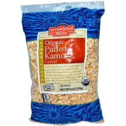 Arrowhead Mills Puffed Kamut Cereal