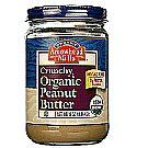 Arrowhead Mills Organic Crunchy Peanut Butter