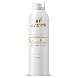 Art Naturals Soleil Mineral Water Cooling Spray