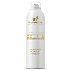 Art Naturals Soleil SPF 30 Sunscreen Spray