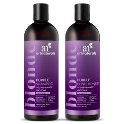 Art Naturals Purple Shampoo  Conditioner Duo