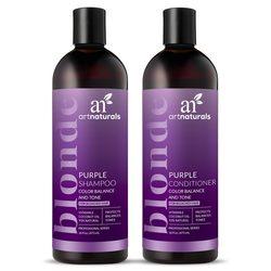 Art Naturals Purple Shampoo  Conditioner Duo