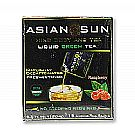 Asian Sun Raspberry Flavored Green Tea with Splenda