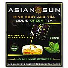 Asian Sun Organic Green Tea Concentrate Caffeine Free