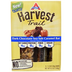 Atkins Harvest Trail Bar