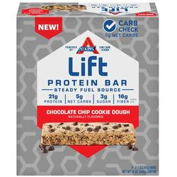 Atkins Lift Protein Bar