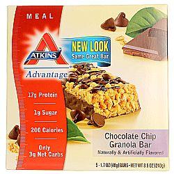 Atkins Advantage Meal Bar
