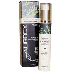 Aubrey Organics Calming Skin Therapy Moisturizer