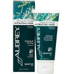 Aubrey Organics Calming Skin Therapy Hydrating Mask