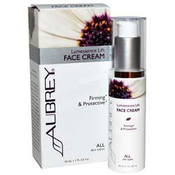 Aubrey Organics Lumessence Lift Face Cream