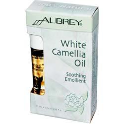 Aubrey Organics White Camellia Oil Soothing Emollient