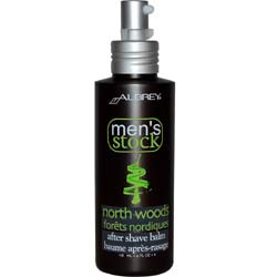 Aubrey Organics Men's Stock After Shave Balm