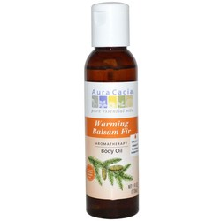 Aura Cacia Aromatherapy Body Oil