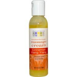 Aura Cacia Aromatherapy Massage Cream