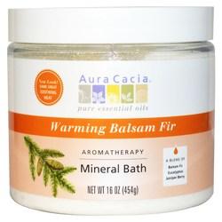 Aura Cacia Aromatherapy Mineral Bath Mix