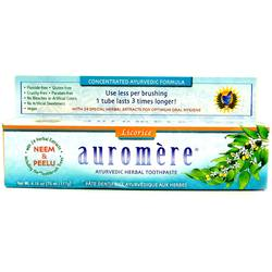 Auromere Ayurvedic Herbal Toothpaste