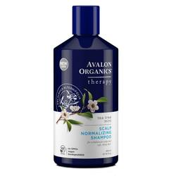 Avalon Organics Tea Tree Mint Treatment Shampoo