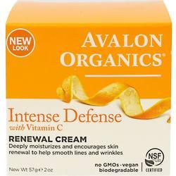 Avalon Organics Vitamin C Renewal Face Cream