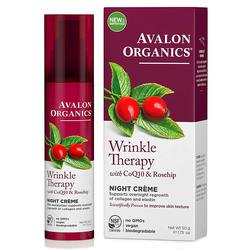 Avalon Organics CoQ10 Wrinkle Defense Night Cream