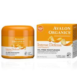 Avalon Organics Vitamin C Rejuvenating Oil Free Moisturizer