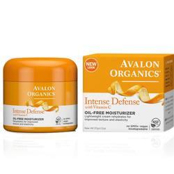 Avalon Organics Vitamin C Rejuvenating Oil Free Moisturizer