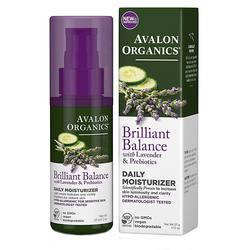 Avalon Organics Lavender Facial Daily Moisturizer
