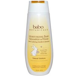 Babo Botanicals Baby Shampoo  Wash