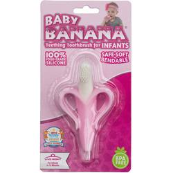 Baby Banana Brush Infant Toothbrush with Handles