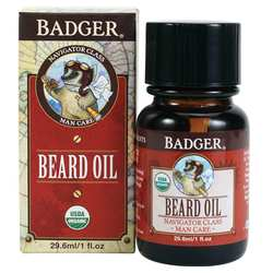 Badger Man Care Beard Oil