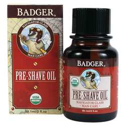 Badger Man Care Pre-Shave Oil