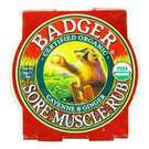 Badger Sore Muscle Rub - Cayenne Ginger