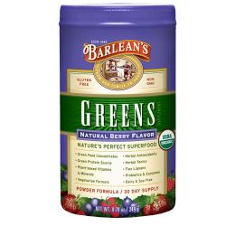 Barlean's Berry Greens