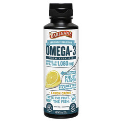 Barlean's Omega-3 Fish Oil